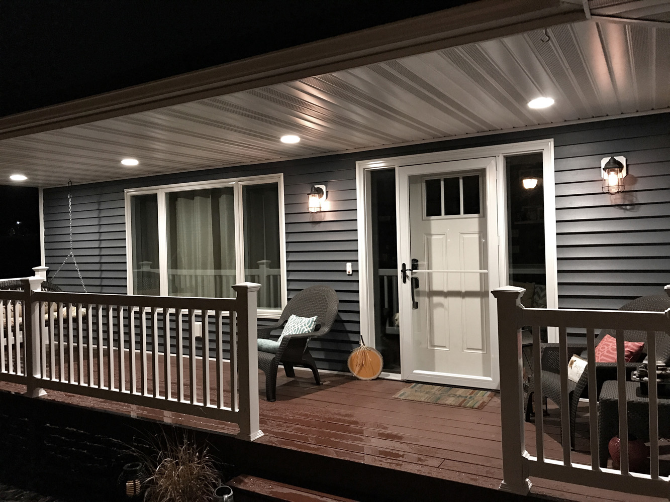 Exterior Lighting Projects